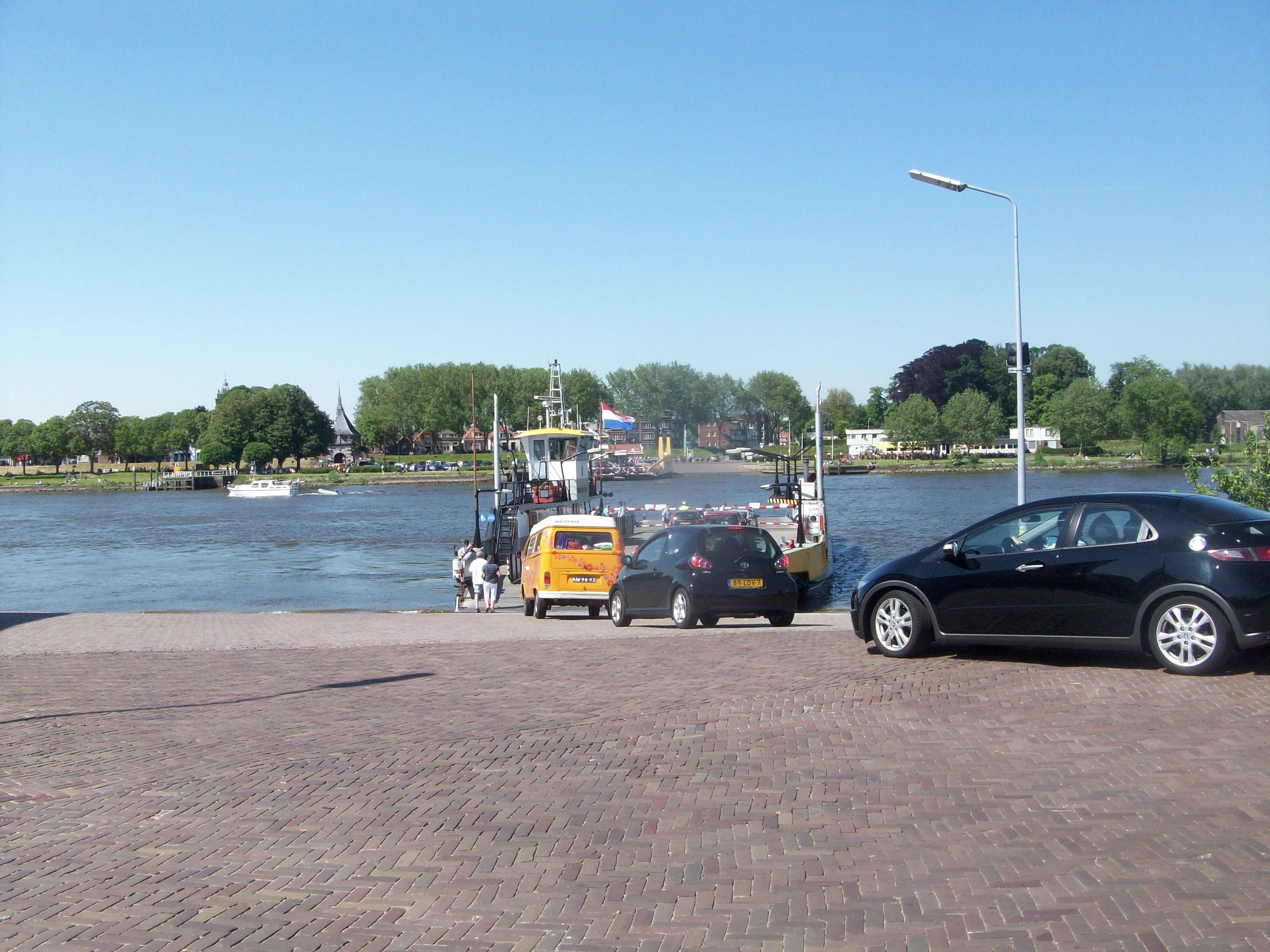 Schoonhaven Ferry